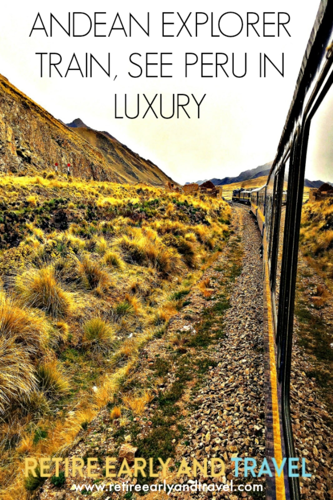 Andean Explorer Train – See Peru in Style and Luxury