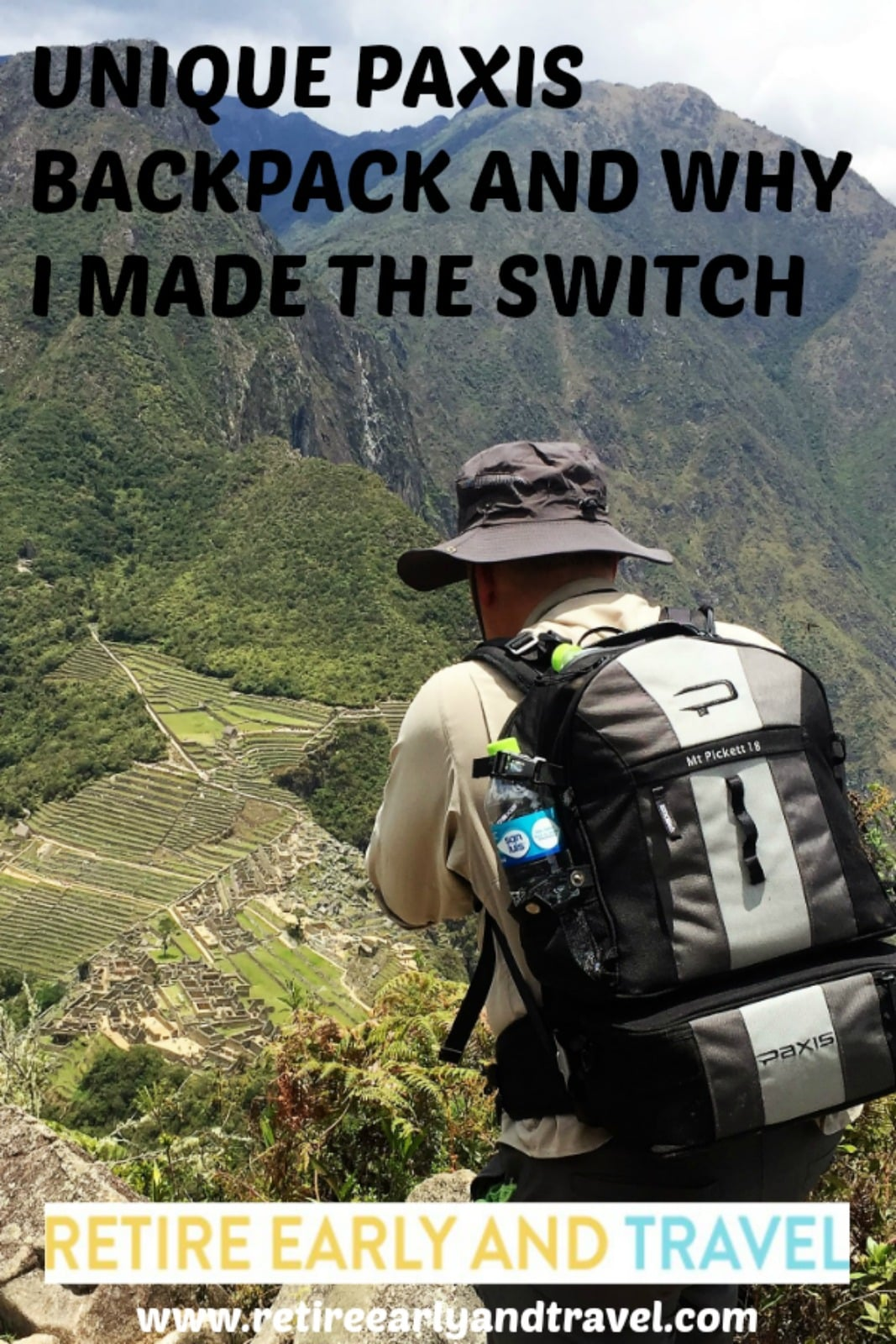 Paxis Backpack, Bottom Line on Why I Made the Switch