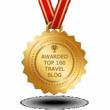 top 100 travel blog