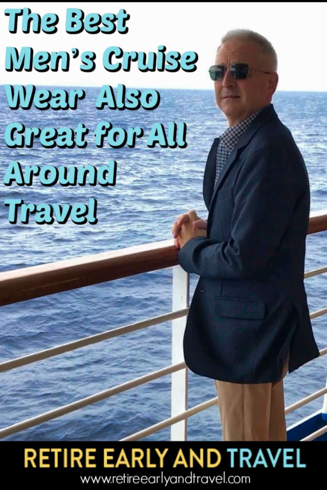 Innovative Mens Cruise Wear-My Exciting Find That's Good For All Travel