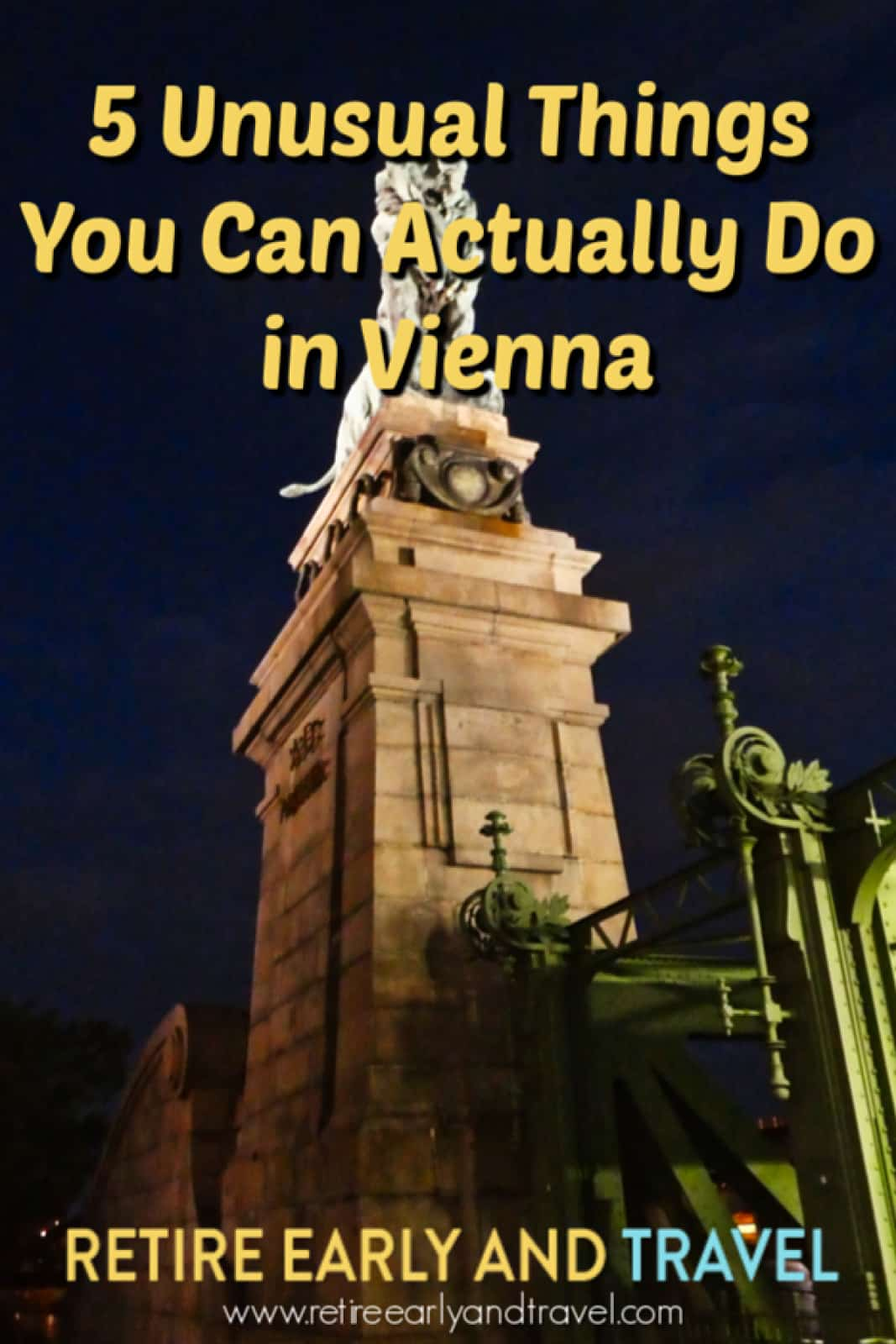 5 Unusual Things You Can Actually Do in Vienna