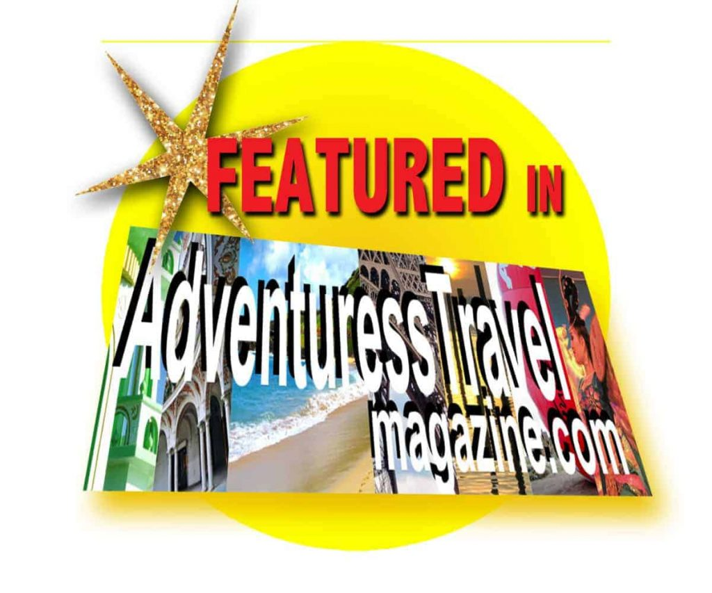 adventuress travel mag