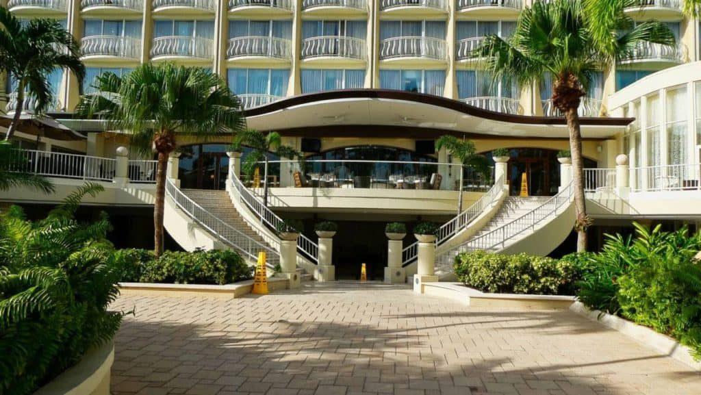 Intercontinental hotel san juan
