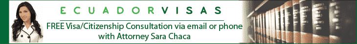 Ecuador Visas