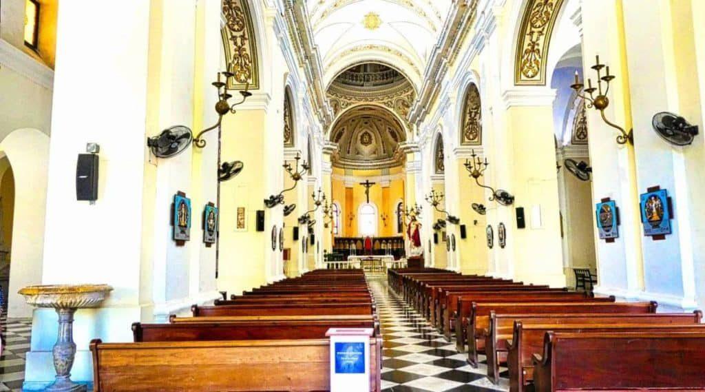 old san juan cathedral