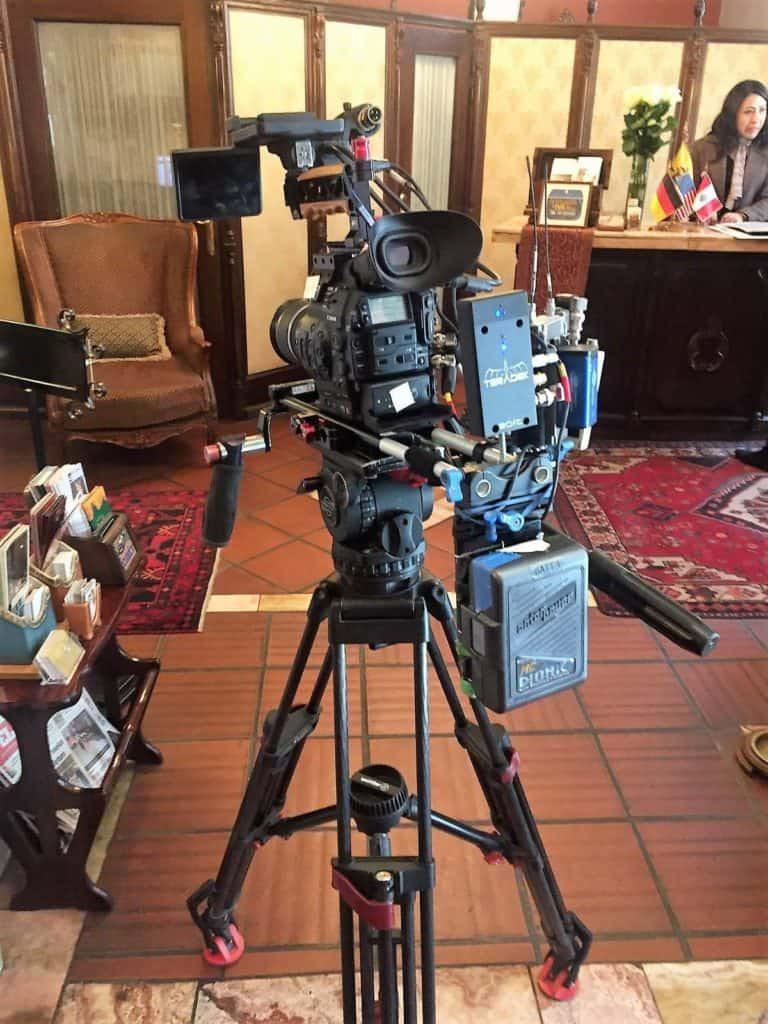 house hunters international filming