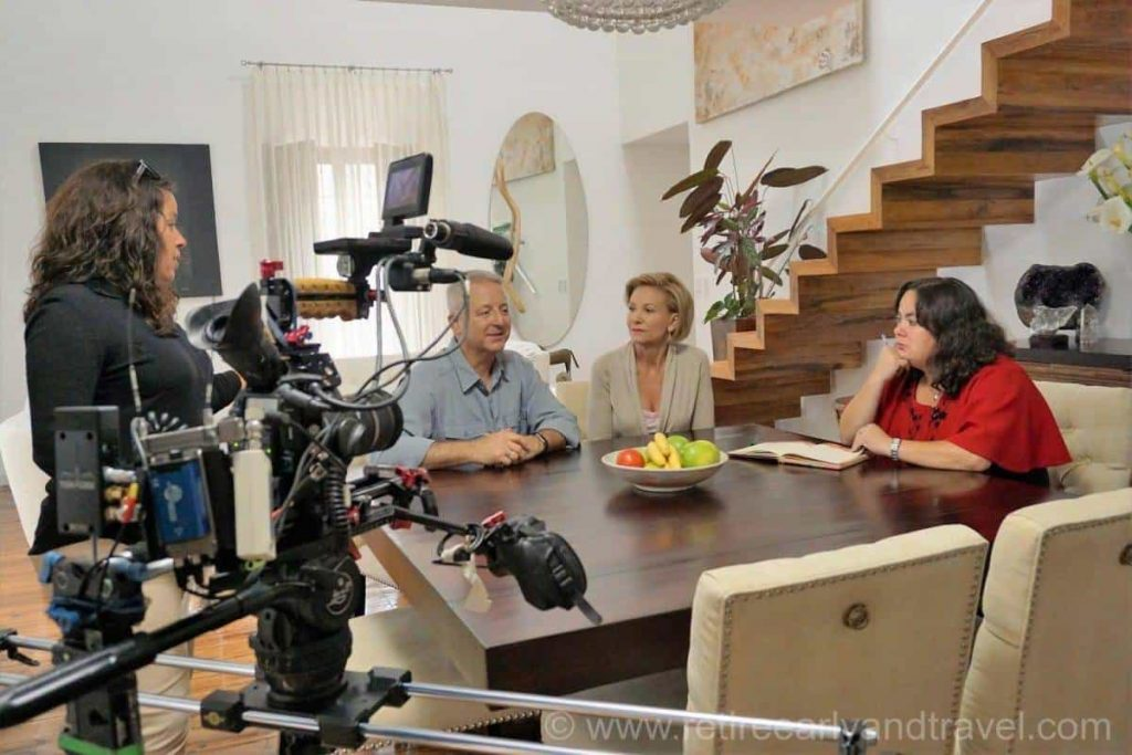 house hunters international filming