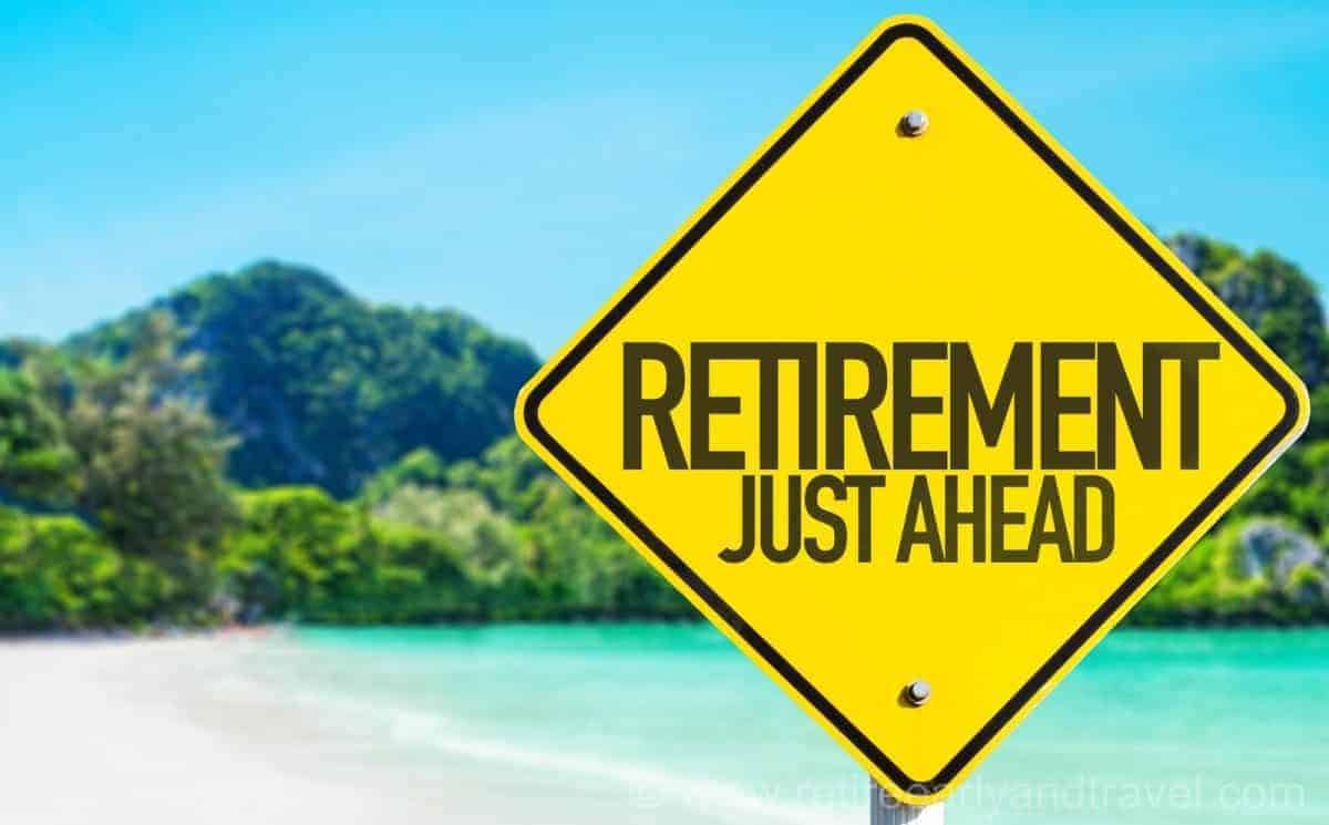 retirement fun sign bored again think