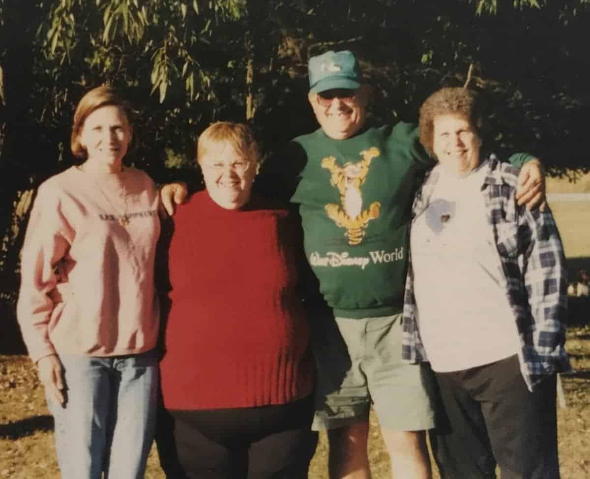 ancestrydna family