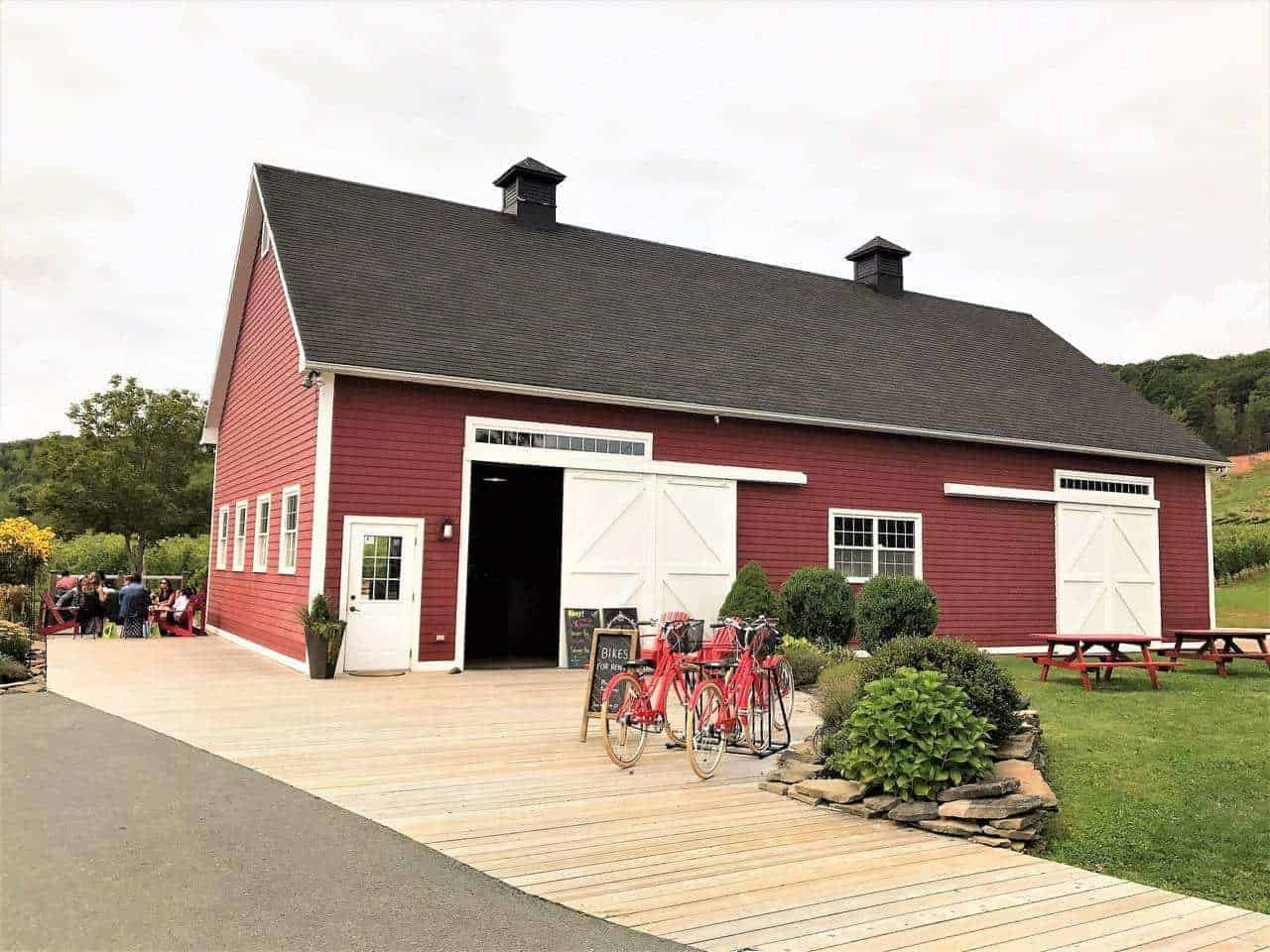 nova scotia wineries
