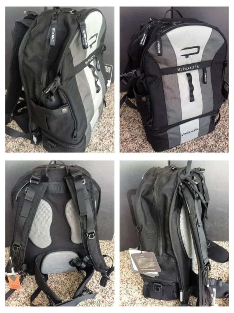 paxis backpack