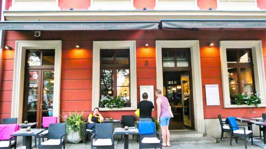 miodova restaurant