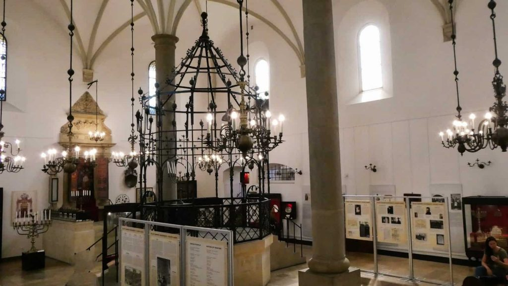 krakow synagogue