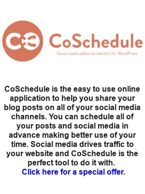 Resource Page Coschedule