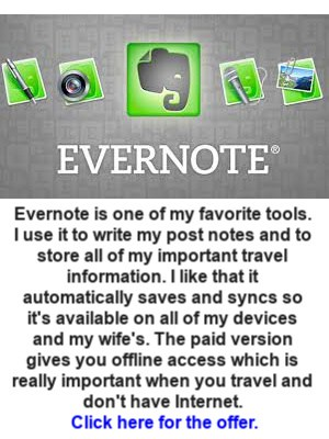 Resource Page Evernote
