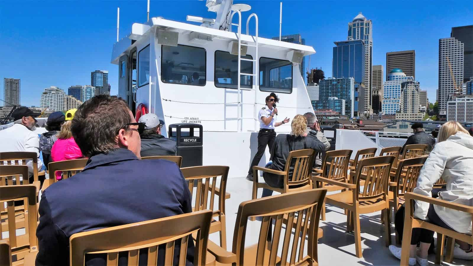 Seattle Argosy Cruise
