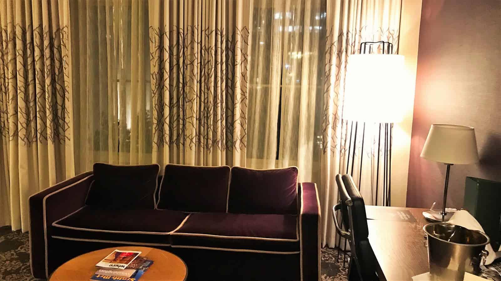Seattle Hotel Vintage