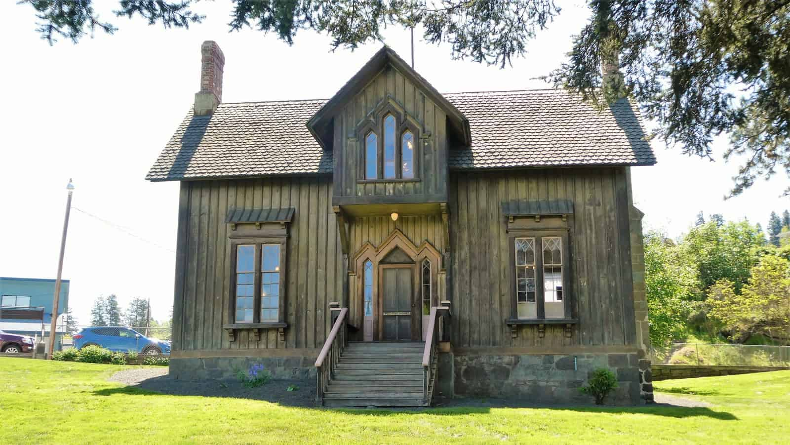 Fort Dalles Museum
