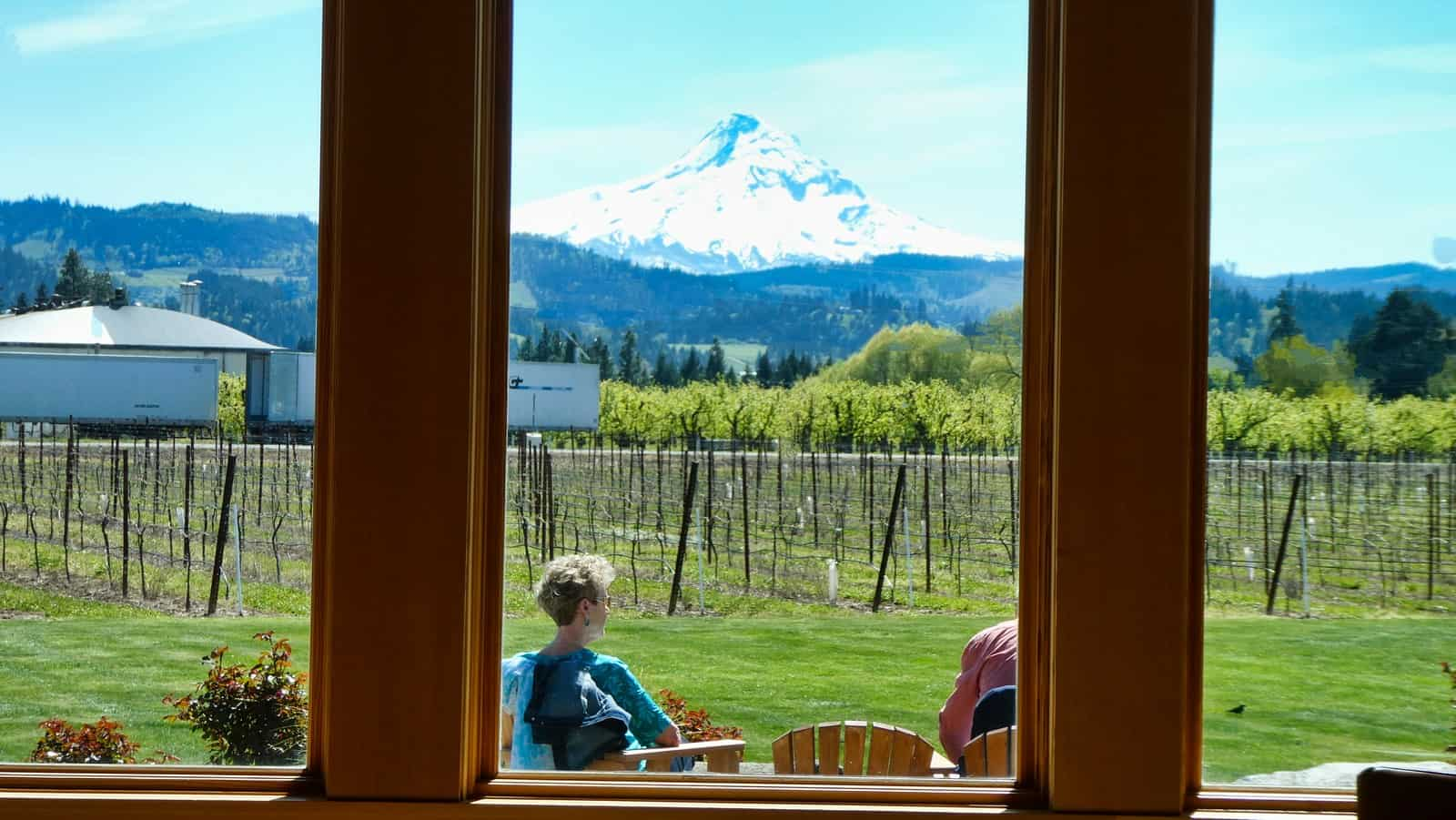 Mt Hood Winery