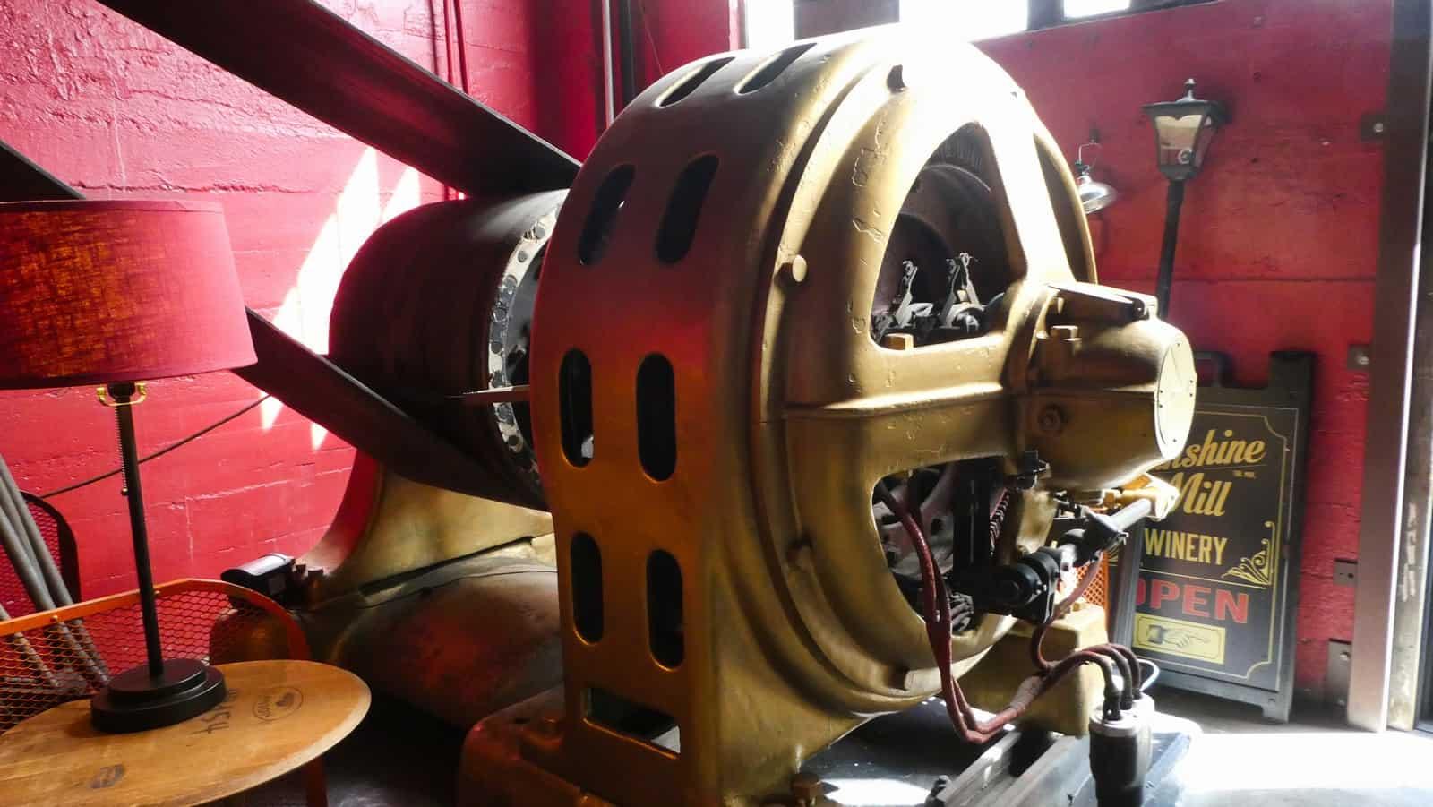 Thomas Edison Motor