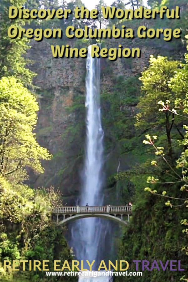 columbia Gorge Wine