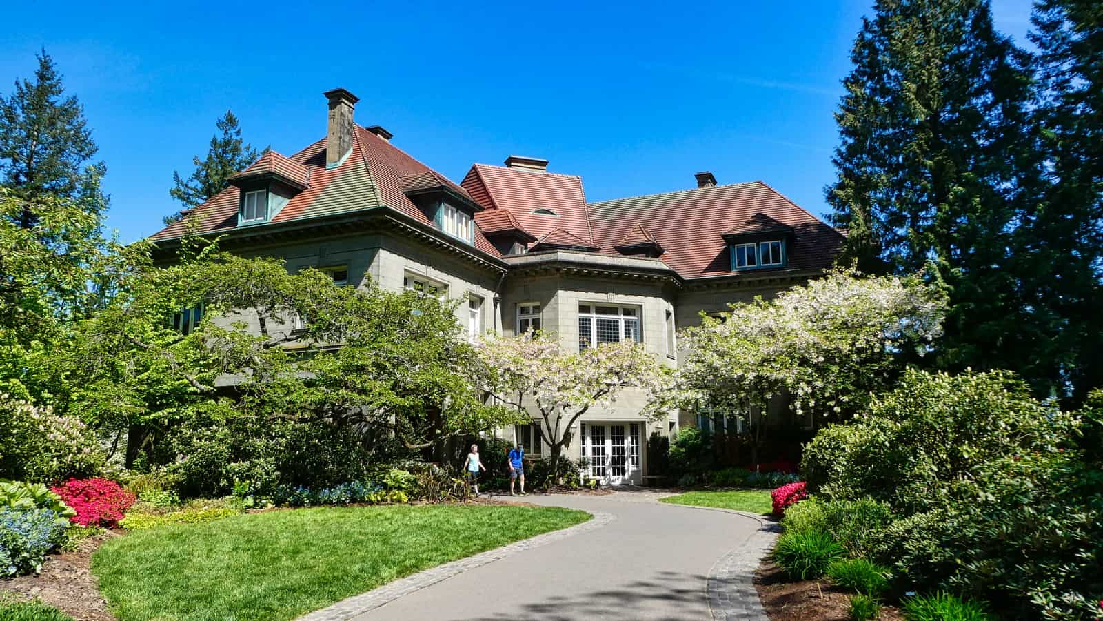 Pittock Mansion - Fun Things to do in Portland Oregon