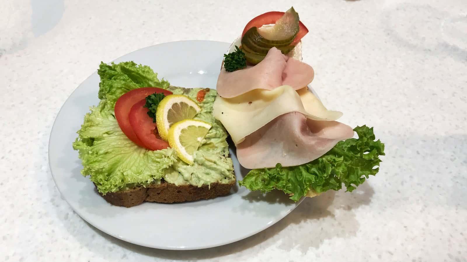 Chlebiceks sandwich
