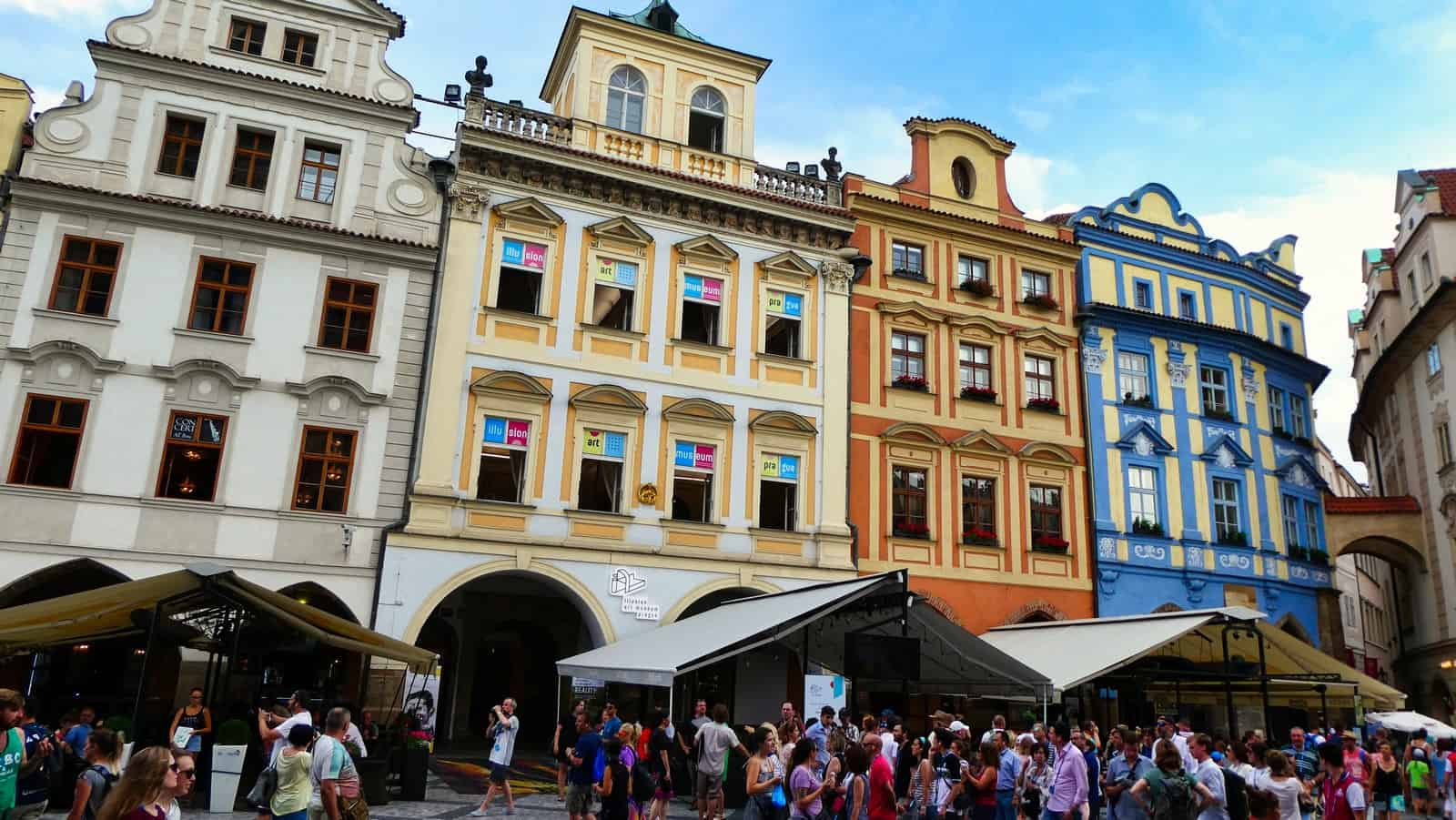 Prague Itinerary Old Town