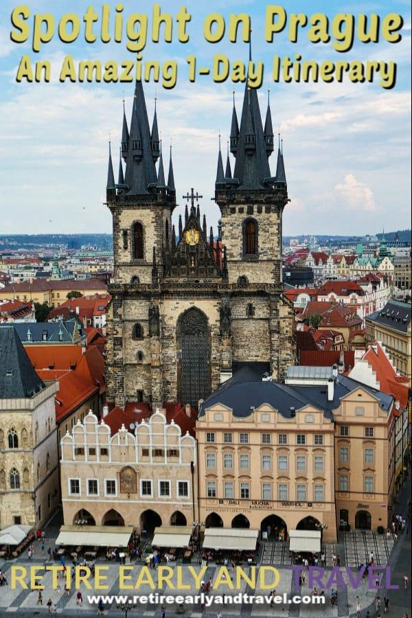 Prague Pin