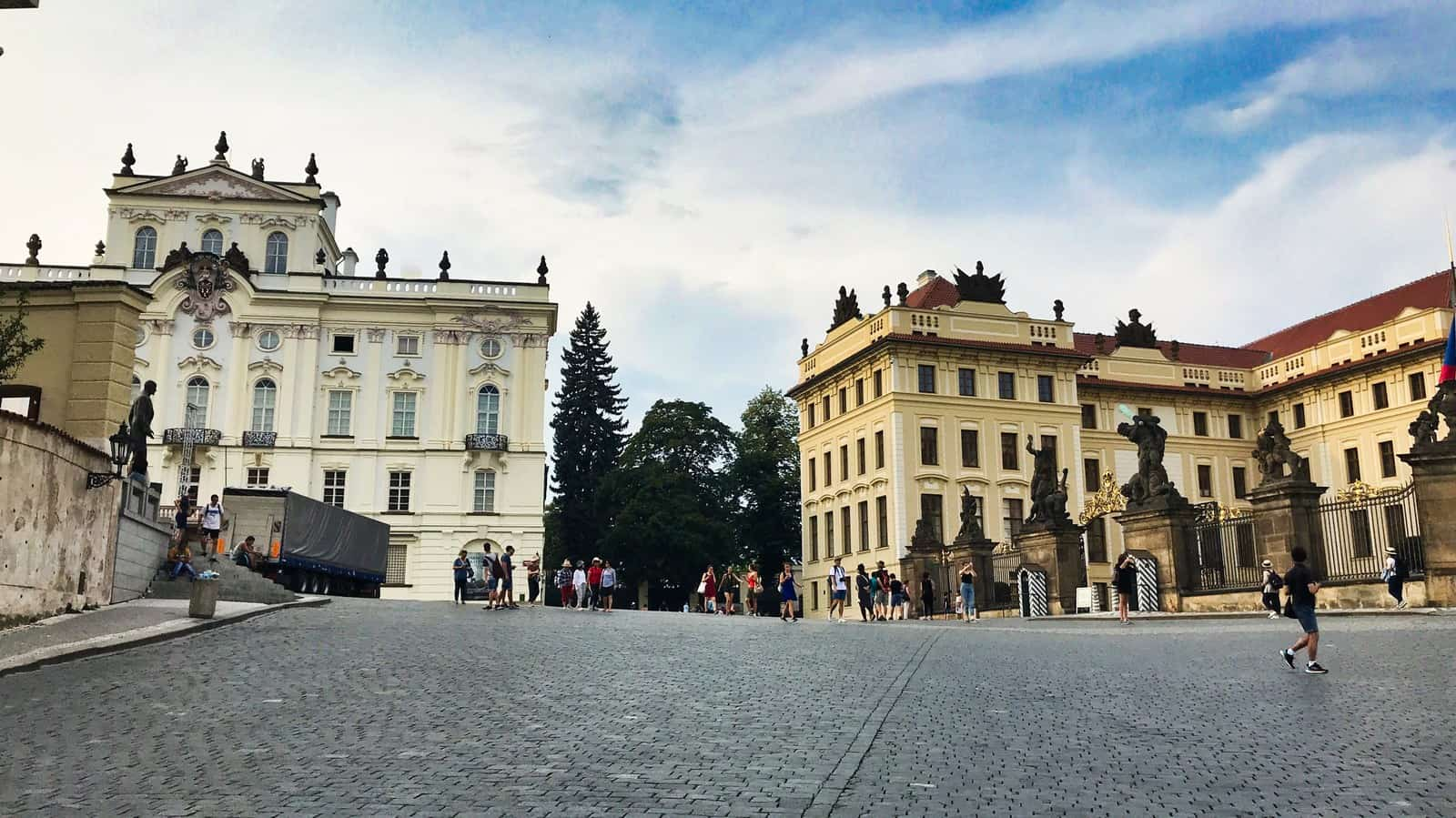 Prague Itinerary - Prague Castle