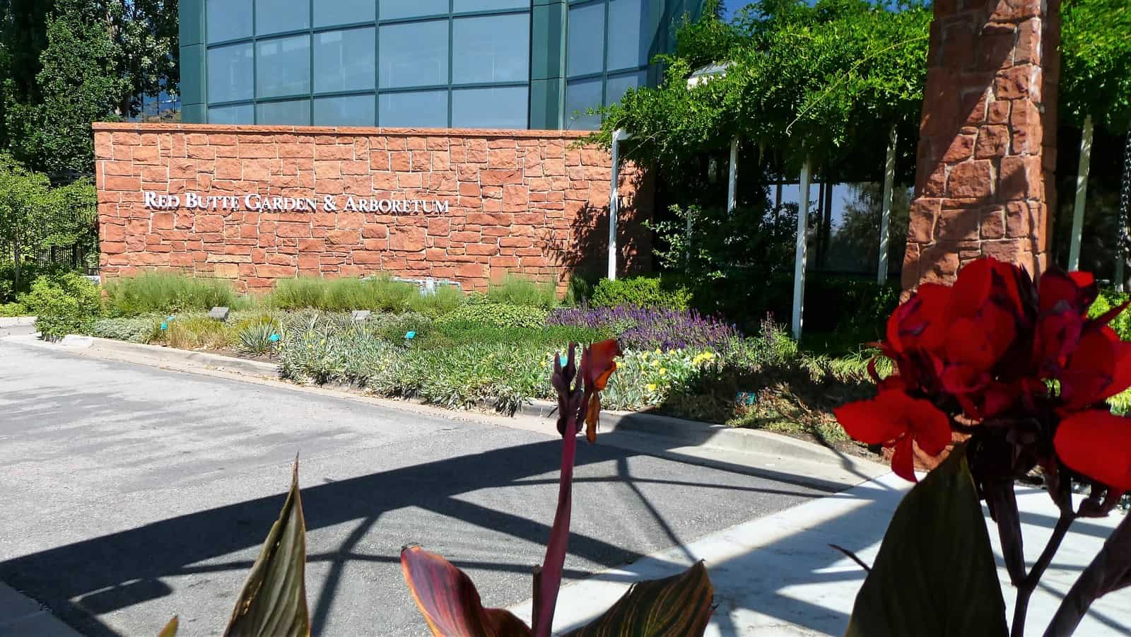 red butte garden things to do in salt lake city