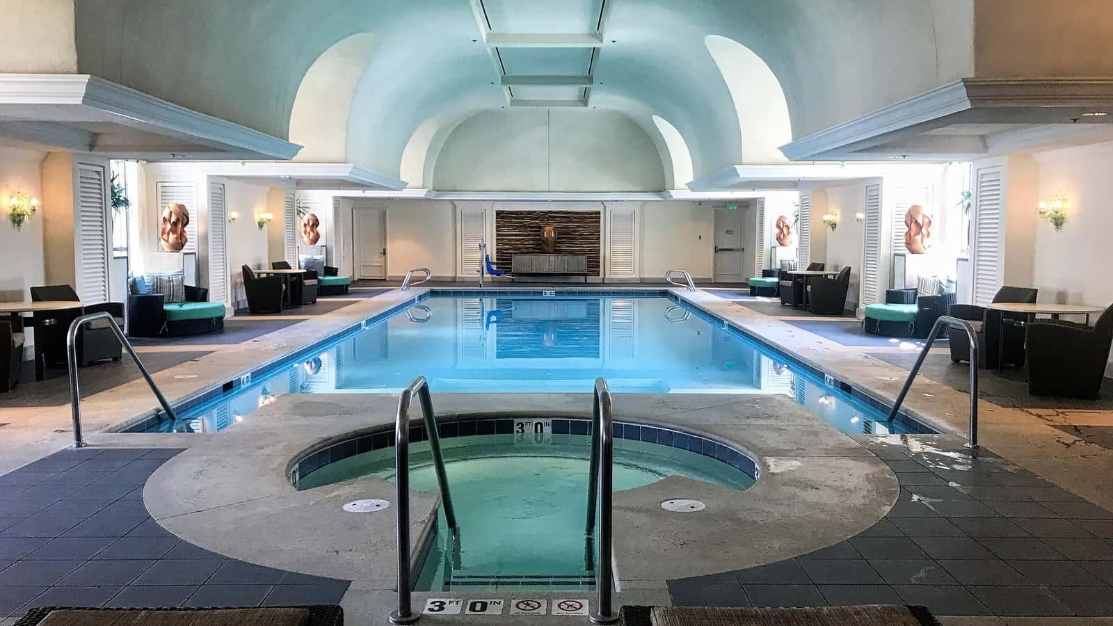 Grand America Hotel Pool