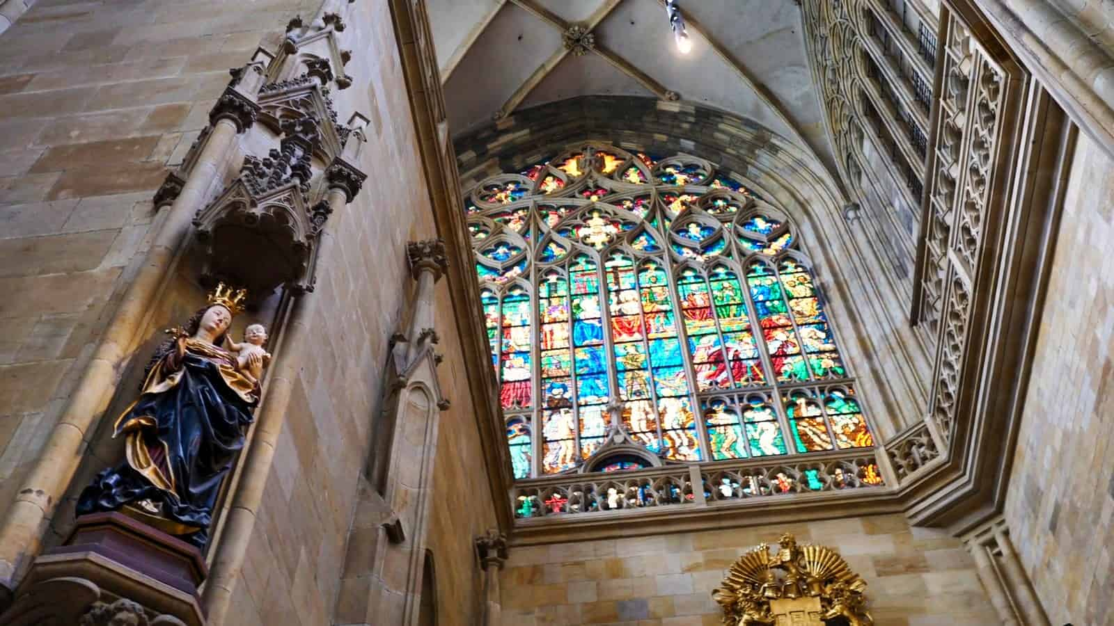 Prague Itinerary St Vitus Church