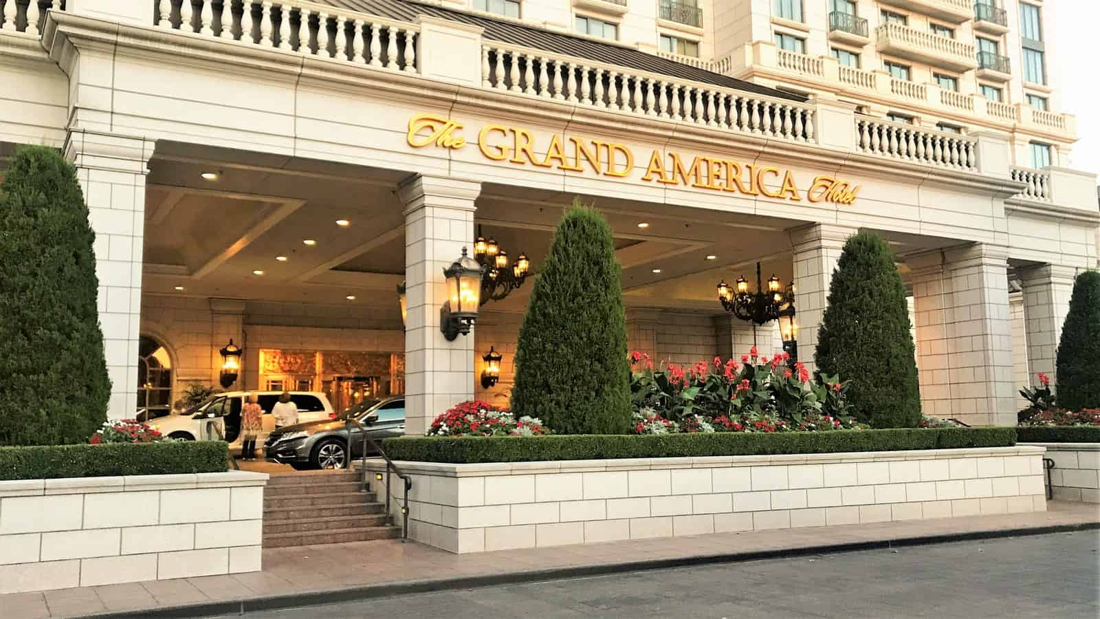 Grand America Hotel - Things to do in salt lake city