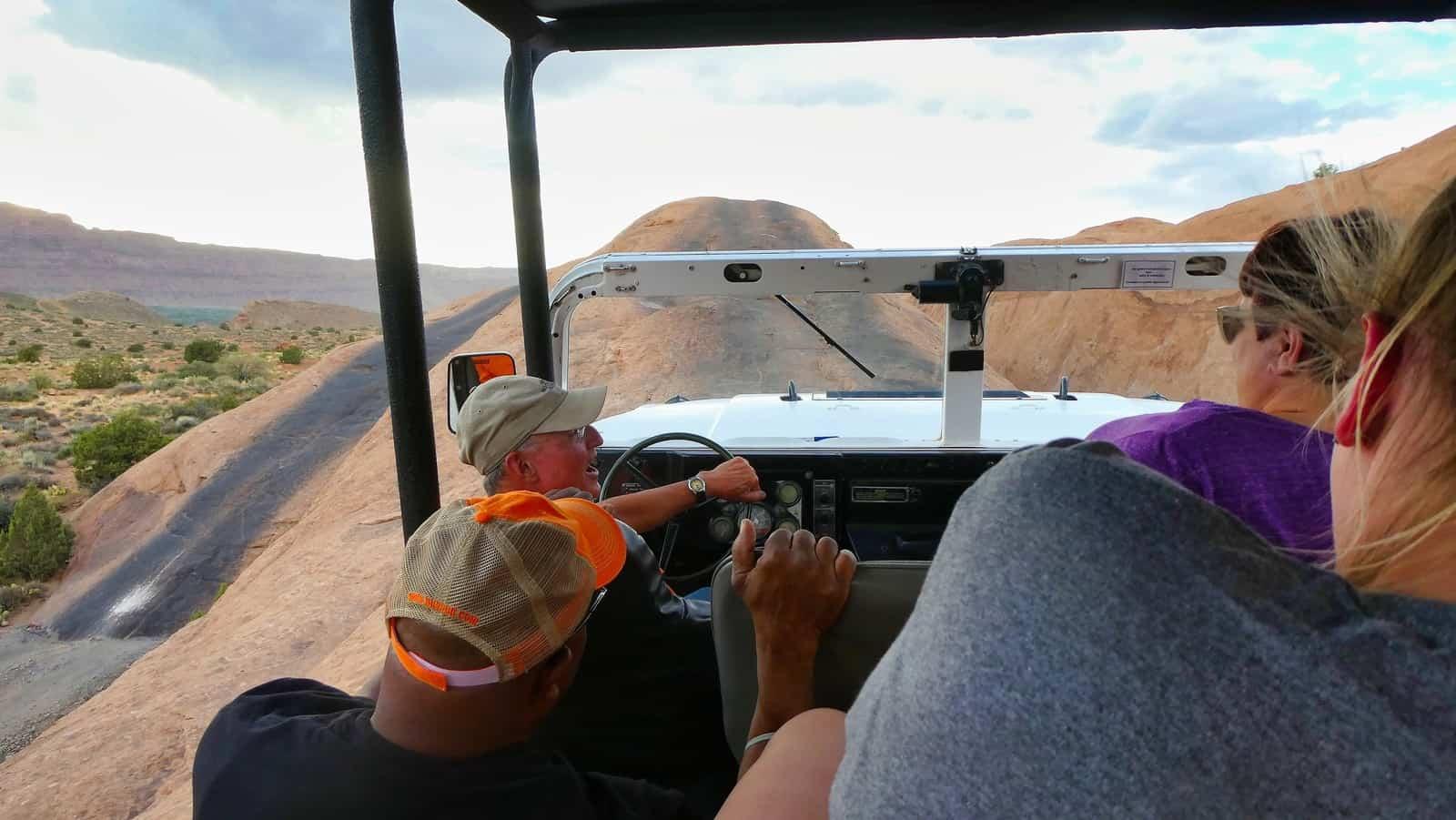 Hummer Offroad Tour