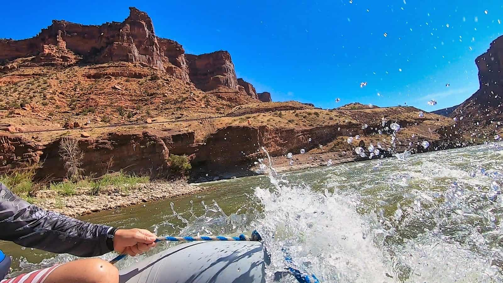 utahs national parks rafting