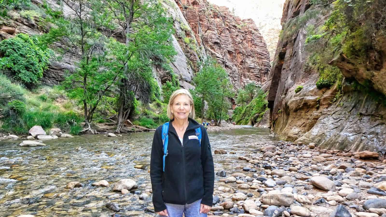 utahs national parks river walk