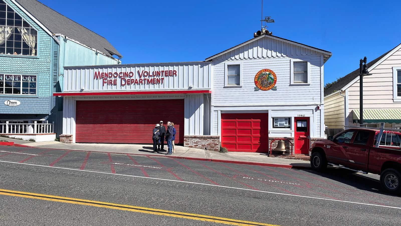 mendocino firehouse