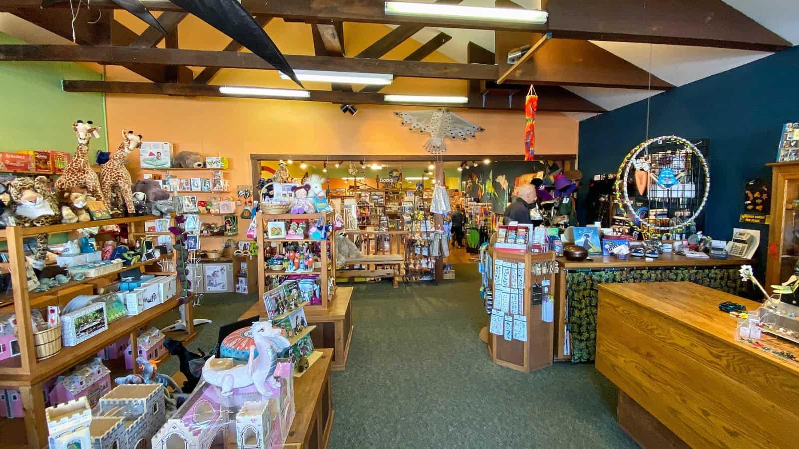 mendocino toy shop