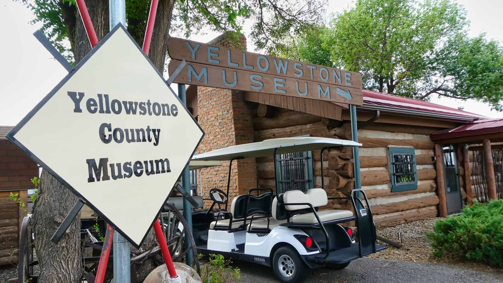 Yellowstone county musuem