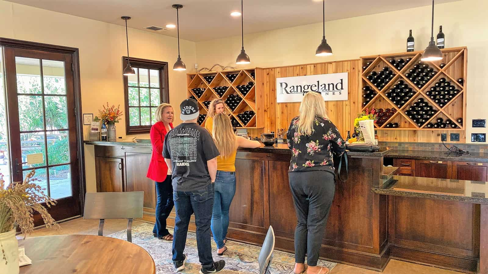 Rangeland winery