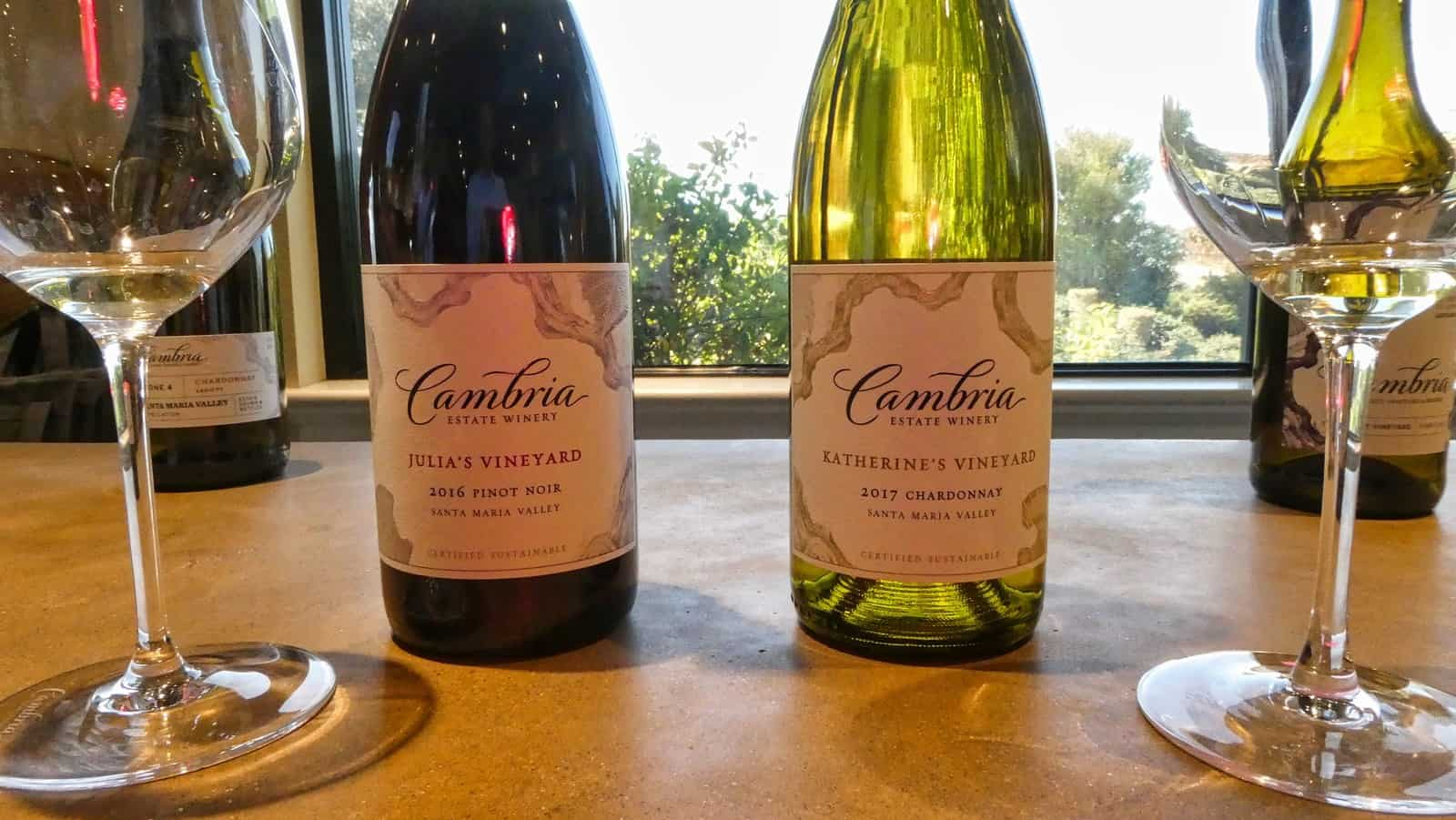 Santa maria wineries Cambria