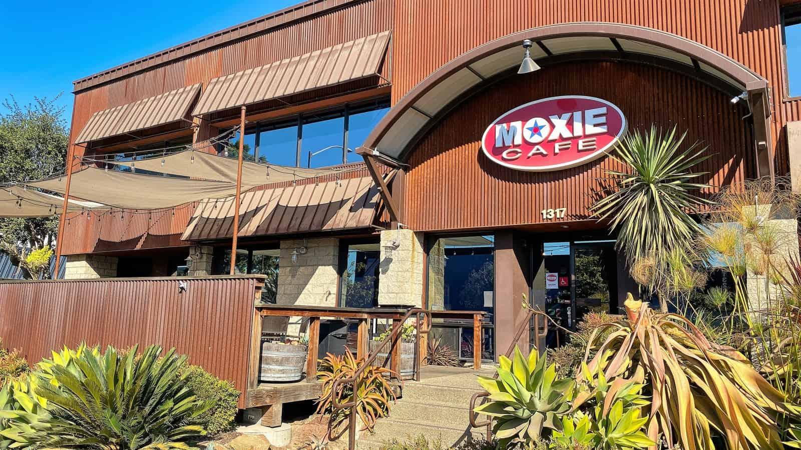 Moxie cafe