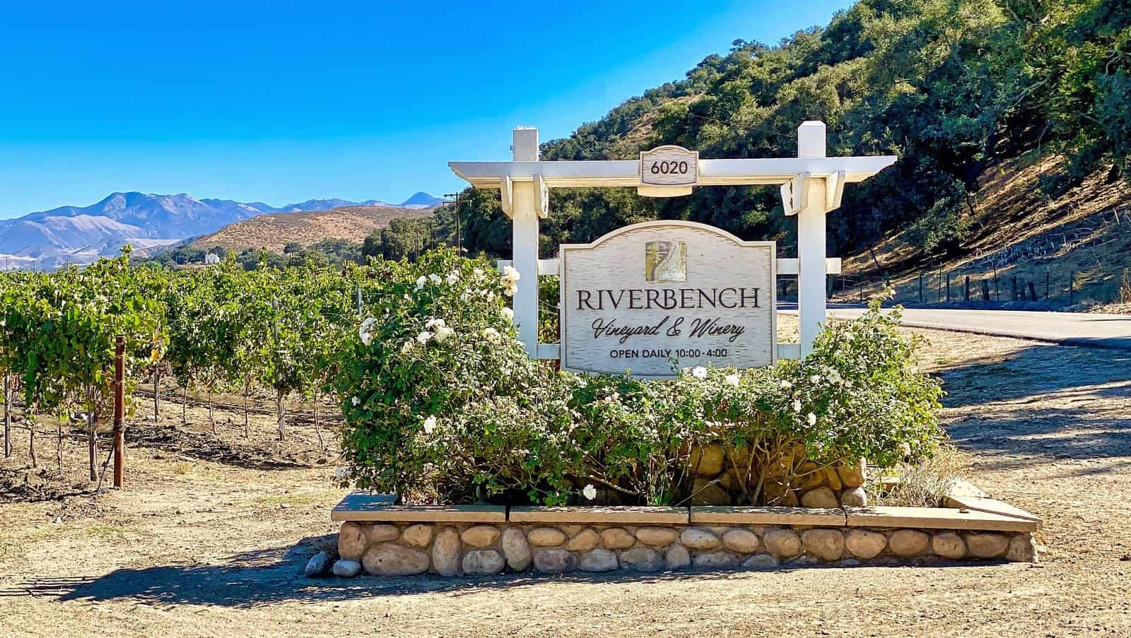 santa maria wineries riverbench