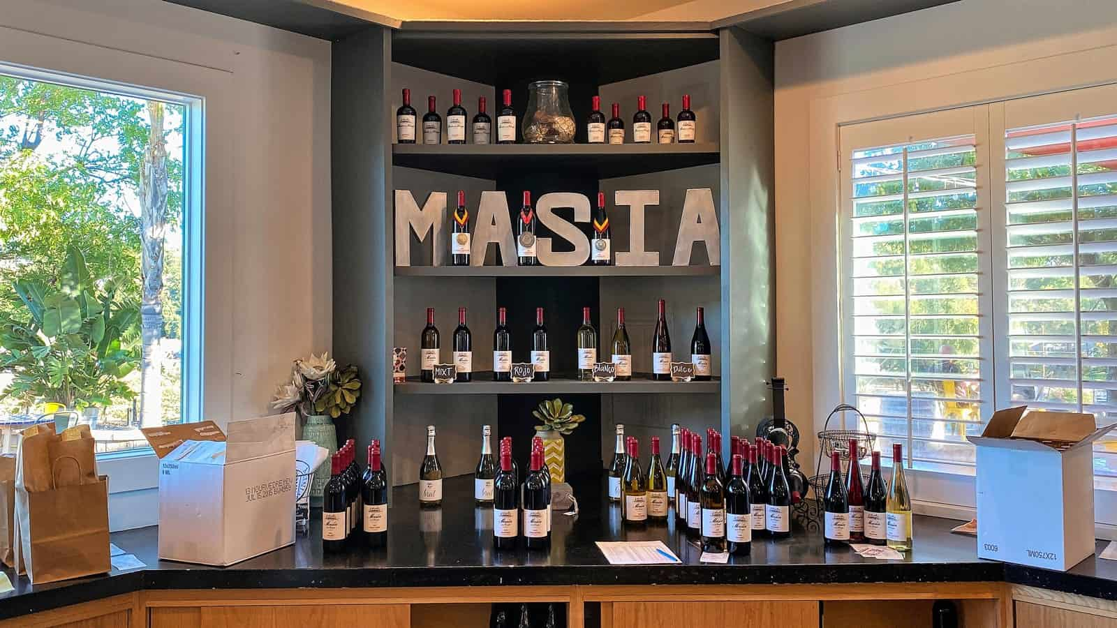masia winery