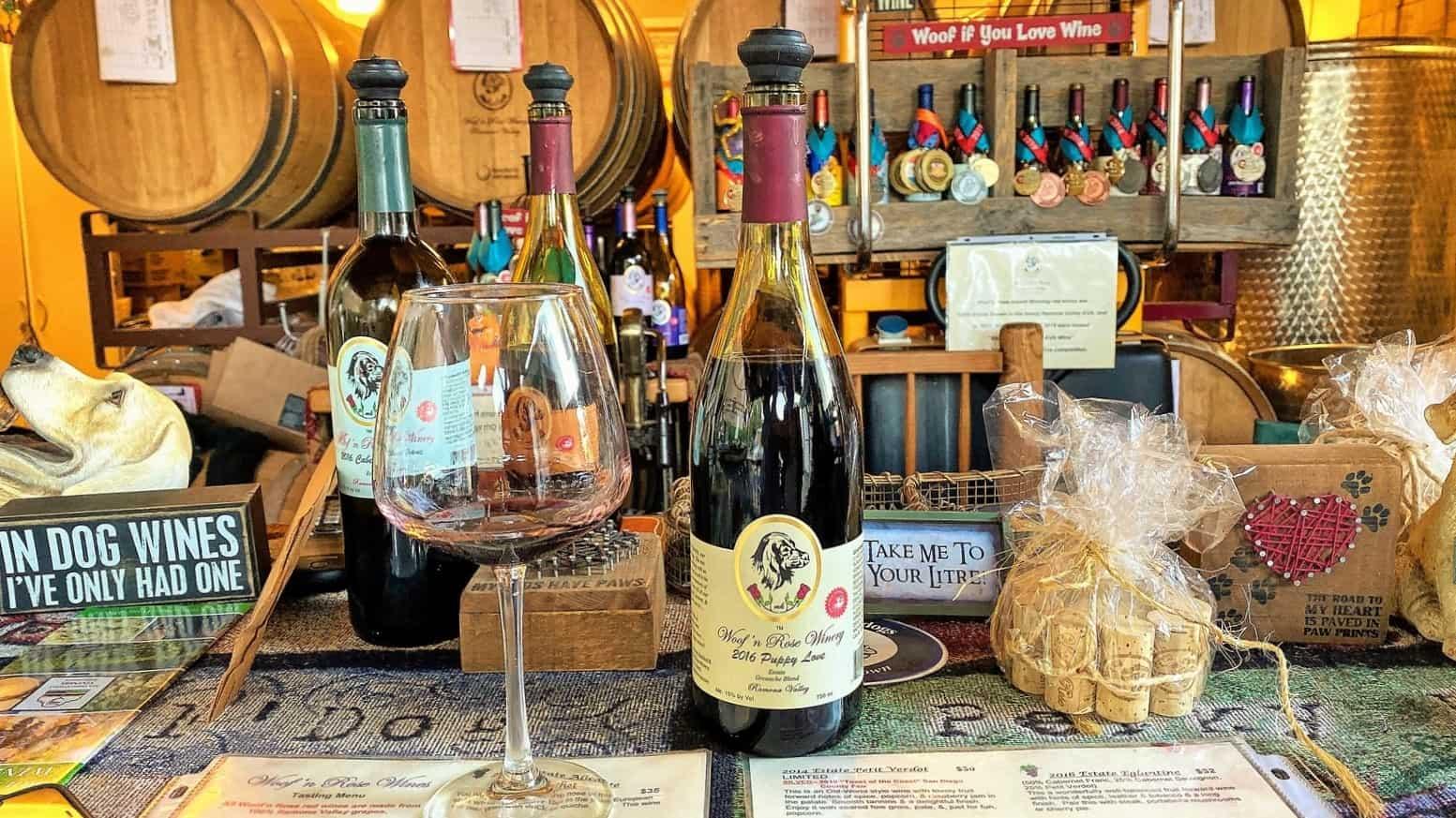san diego wine